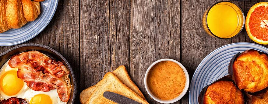 Como fortalecer a sua primeira refeição do dia.