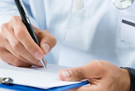 Tipos de receitas médicas e notificações
